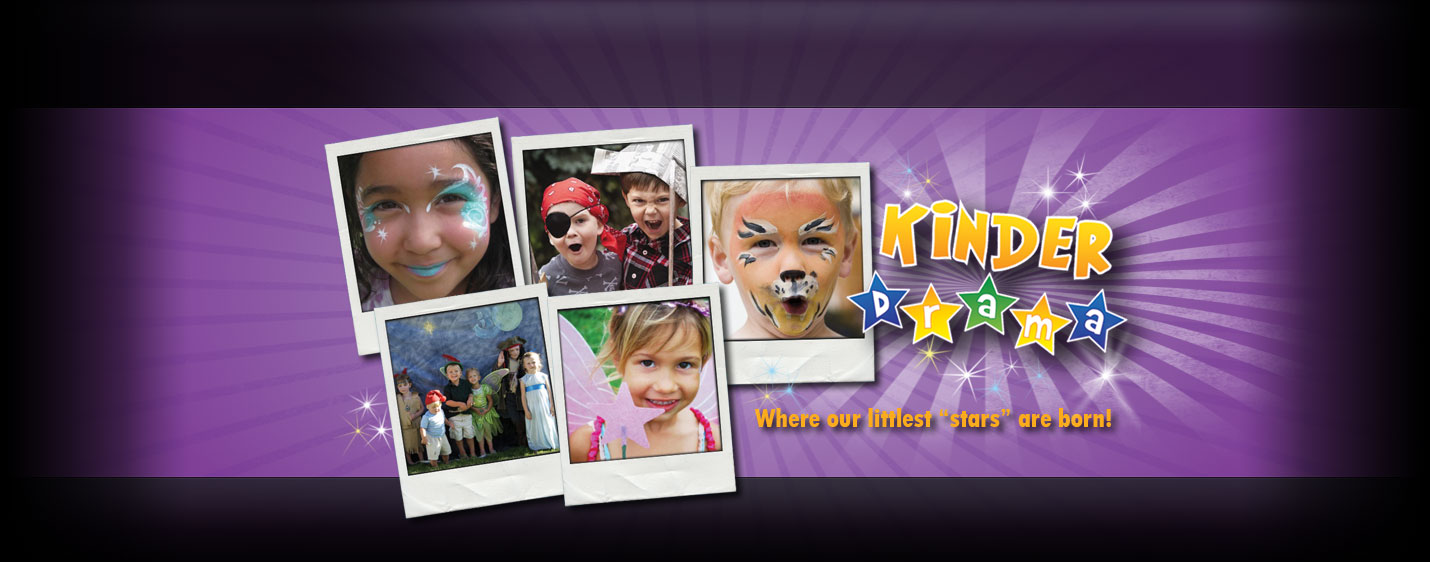 Sign up for Kinderdrama